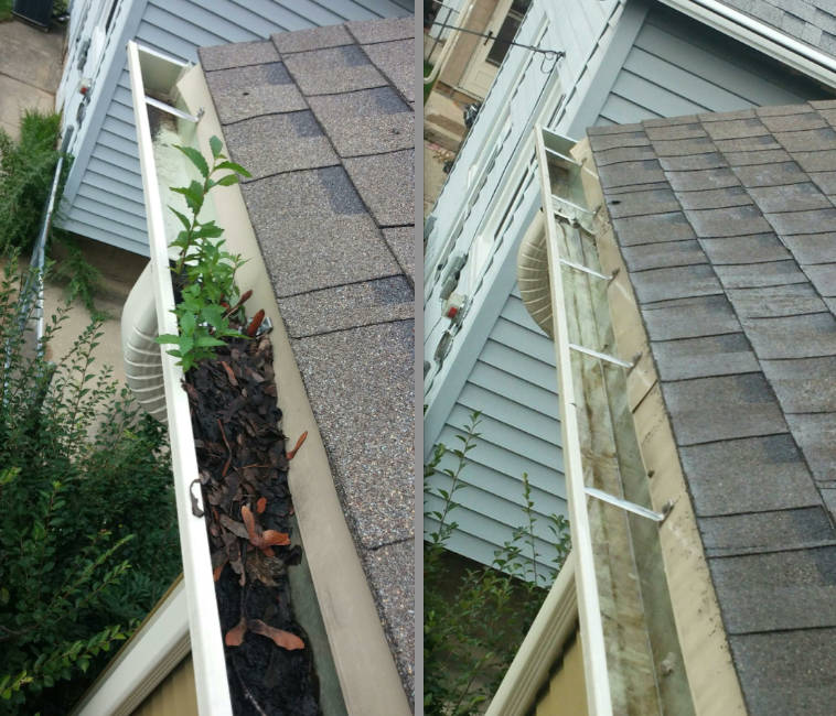 Gutter Cleaning In Redmond